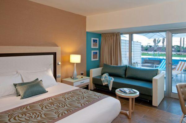 בית מלון הרודס ים המלח - חדר אקסקיוטיב גן משפחה עם בריכה