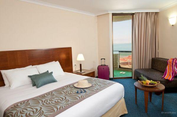 בית מלון הרודס בים המלח - חדר אקסקיוטיב