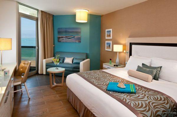 בית מלון ים המלח הרודס - חדר פרימיום