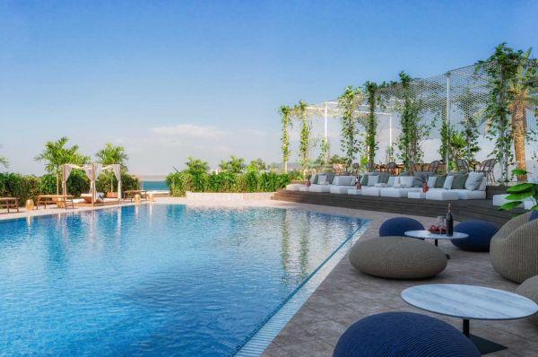 בית מלון ים המלח הוד המדבר