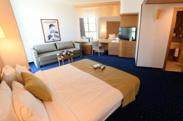 בית מלון הוד המדבר ב ים המלח - דלקס