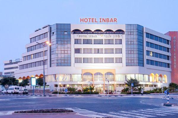 בית מלון ים המלח ענבר