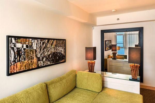בית מלון ישרוטל גנים ב ים המלח - חדר משפחה