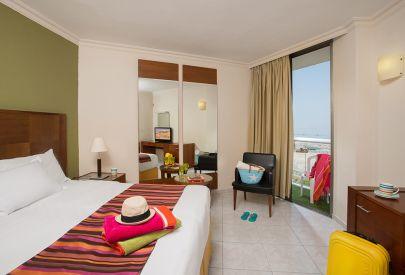 отель в  Мертвое море Leonardo Inn