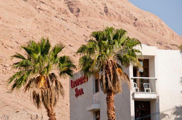 гостиница в  Мертвое море Леонардо Инн
