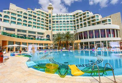 בית מלון דניאל 5 כוכבים ים המלח