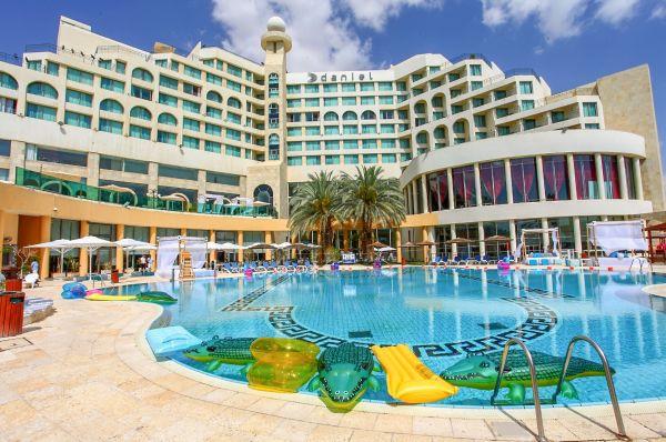 בית מלון דלוקס דניאל בים המלח