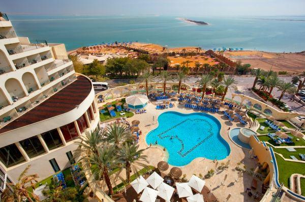 בית מלון דלוקס דניאל ים המלח