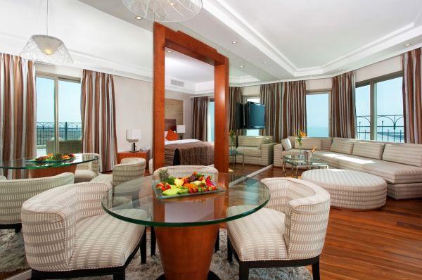 מלון דה לוקס דניאל ים המלח