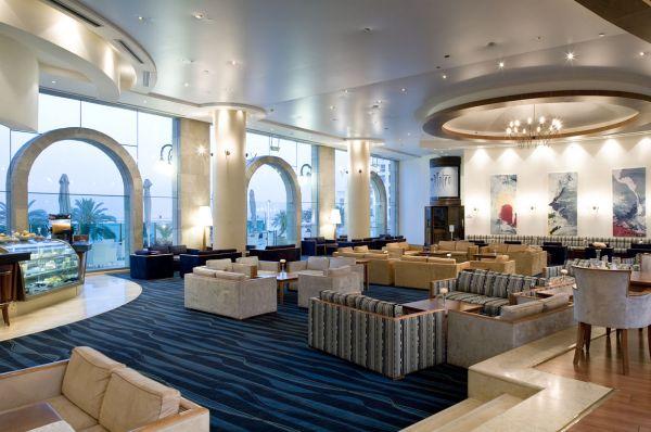 מלון 5 כוכבים דניאל ים המלח