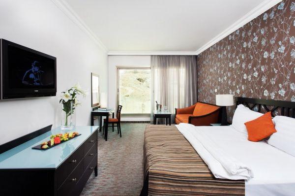 בית מלון דניאל 5 כוכבים בים המלח - חדר קלאסיק