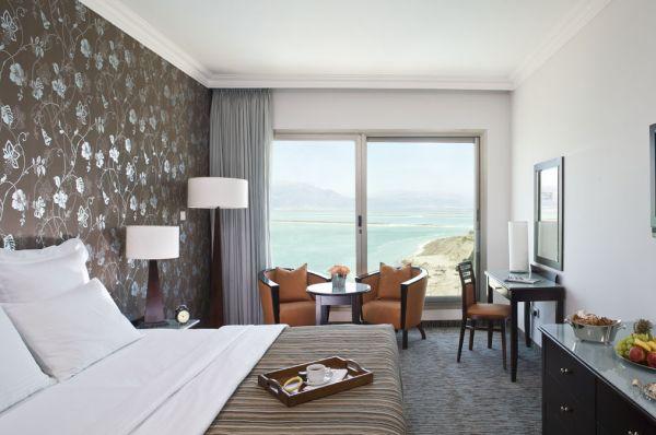 מלון יוקרתי דניאל בים המלח - חדר קלאב קלאסיק