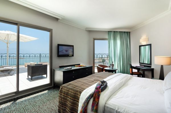 מלון דה לוקס דניאל בים המלח - חדר קלאב סופר דלקס