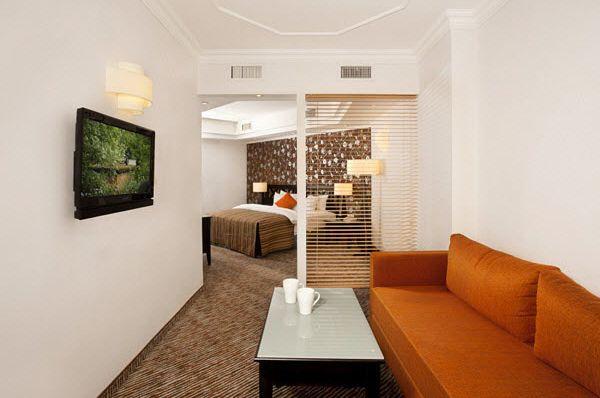 בית מלון דניאל 5 כוכבים ים המלח - סוויטה גוניור