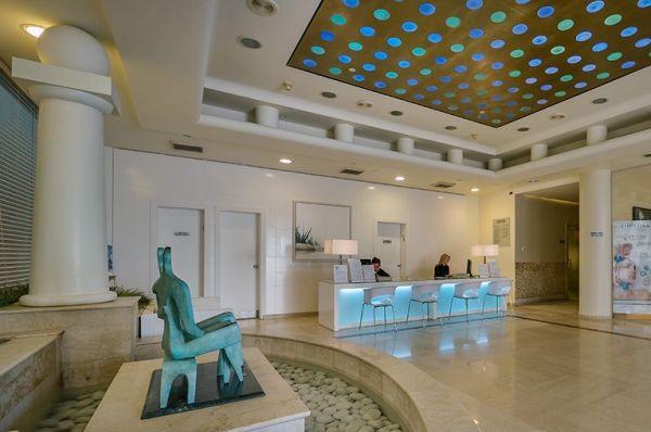 делюкс отель Исротель Мертвое море