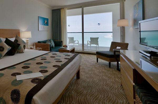 בית מלון דלוקס ישרוטל  ים המלח - רגיל בקומת מואב