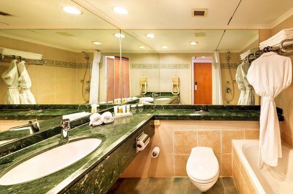 люкс отель Исротель в  Мертвое море - Стандартный номер