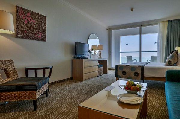 מלון 5 כוכבים ישרוטל  ים המלח - סטודיו בקומת מואב