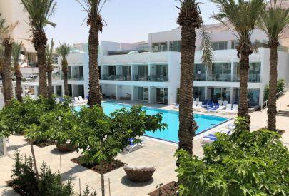 בית מלון מילוס בים המלח