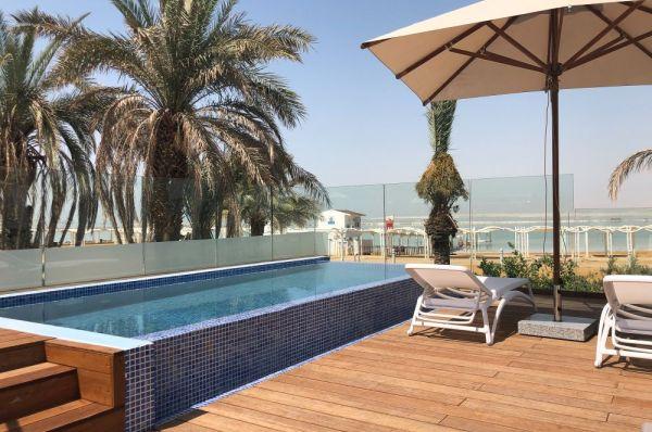 гостиница Милос Мертвое море