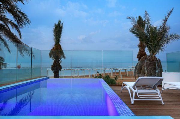гостиница в  Мертвое море Милос