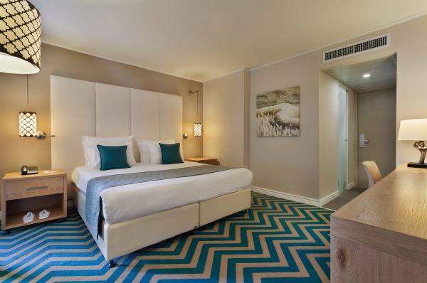 בית מלון אואזיס ב ים המלח - חדר קלאסיק