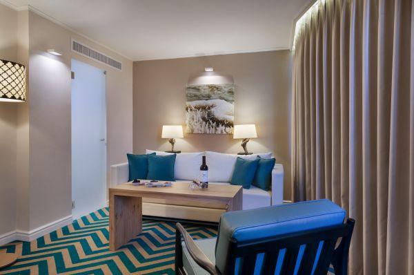 בית מלון אואזיס ב ים המלח - חדר משפחה
