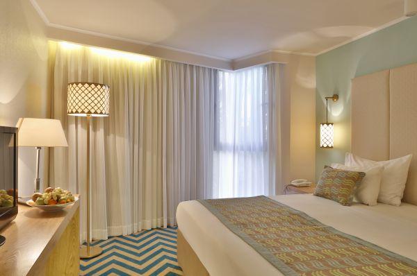 בית מלון אואזיס ב ים המלח - סטנדרט