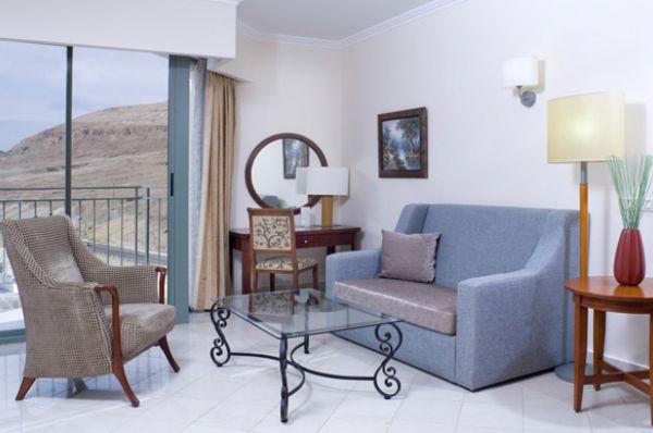 отель Роял Мертвое море - Двухкомнатный люкс