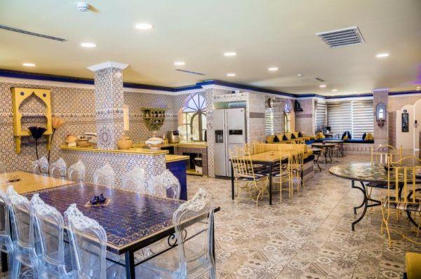 בית הארחה ביאנקיני ים המלח