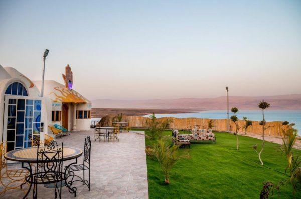 כפר נופש ביאנקיני בים המלח