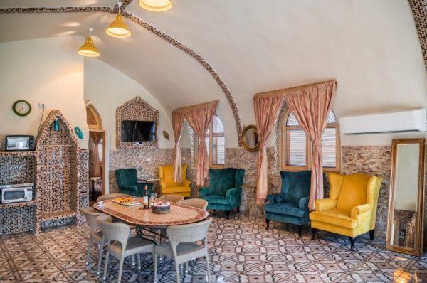בית הארחה ביאנקיני בים המלח
