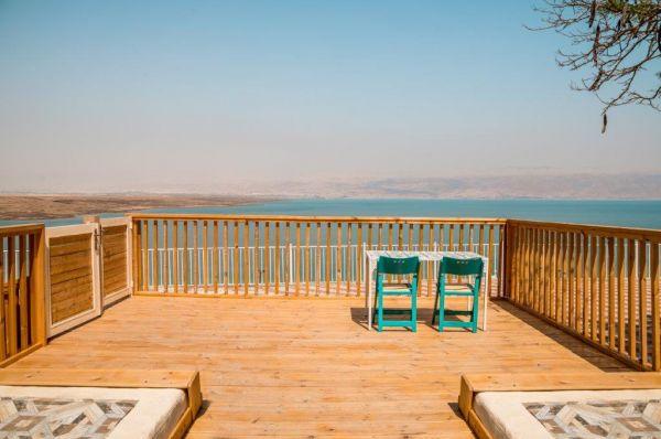 אירוח כפרי ביאנקיני בים המלח