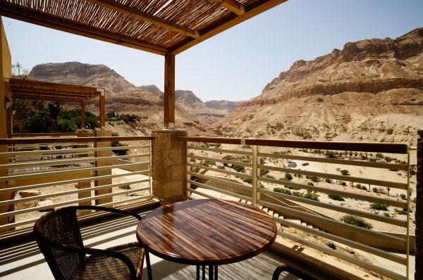 Эйн Геди активный отдых  Мертвое море