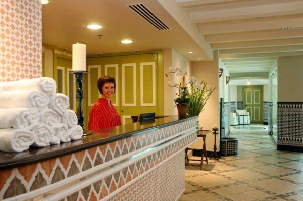 отель spa СПА Клаб в Мертвое море