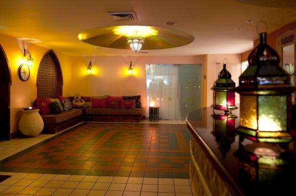 spa отель СПА Клаб в Мертвое море