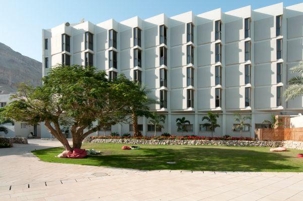 spa отель в Мертвое море