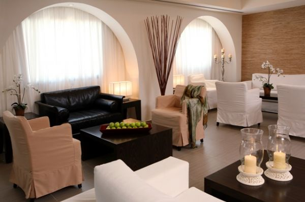 отель спа в Мертвое море
