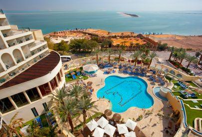 отель spa Daniel в Мертвое море