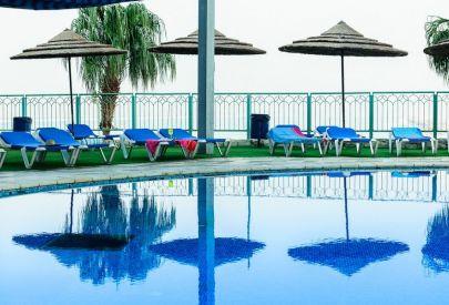 Leonardo Plaza  отель spa
