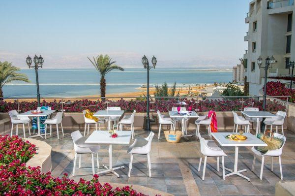 отель  spa в Мертвое море