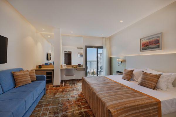 לוט מלון ספא בים המלח - חדר קלאסי