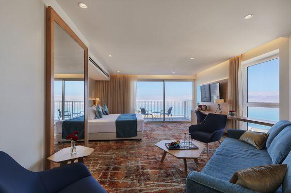 לוט מלון ספא בים המלח - סטודיו
