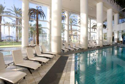 בית מלון VERT (קראון פלזה) ב ים המלח
