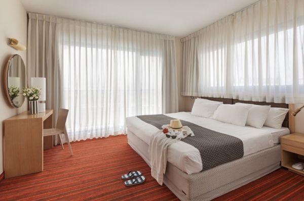 בית מלון אסטרל נירוונה קלאב הכל כלול אילת - חדר סטנדרט