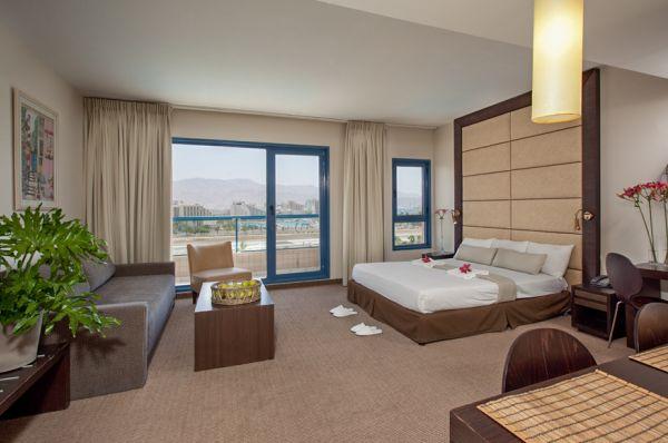 מלון אסטרל נירוונה קלאב הכל כלול אילת - חדר סופריור