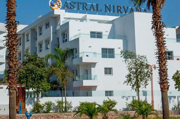 гостиница все включено  Астрал Нирвана Свитс