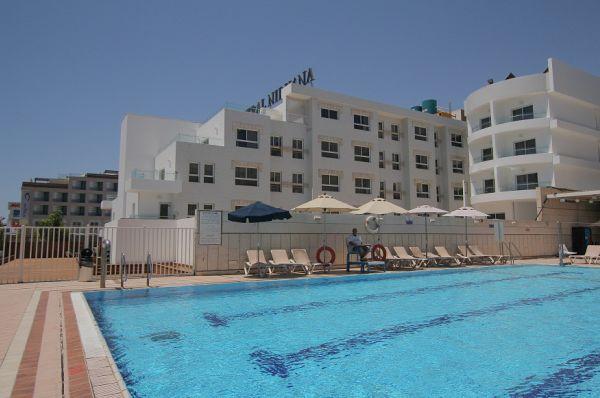 отель Астрал Нирвана Свитс все включено в Эйлат