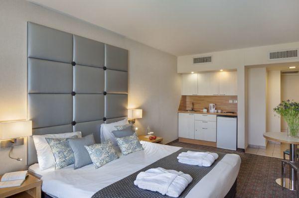 בית מלון הכל כלול אסטרל נירוונה סוויטס באילת - חדרי סופיריור
