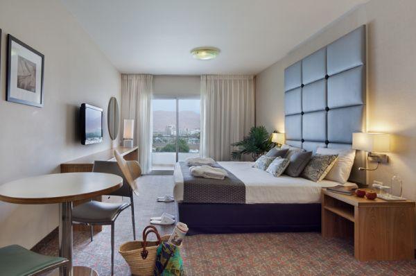 מלון אסטרל נירוונה סוויטס הכל כלול אילת - חדרי סופיריור